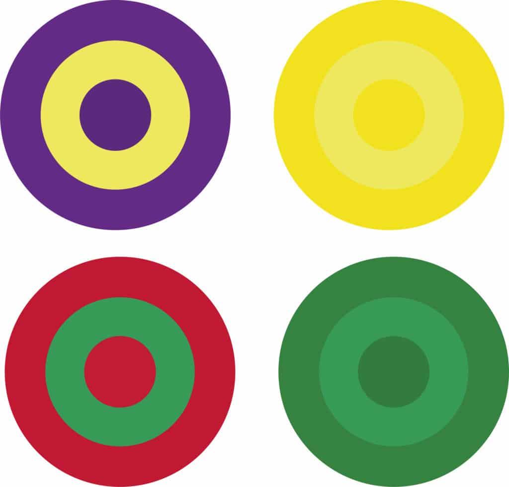 coloração pessoal análise cromática paleta sazonal
